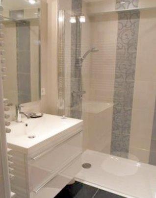 Locations st jean - Petite salle de bain avec toilette ...